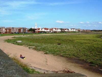 Lytham estuary
