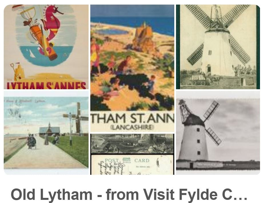 Old Lytham Pinterest Board from Visit Fylde Coast