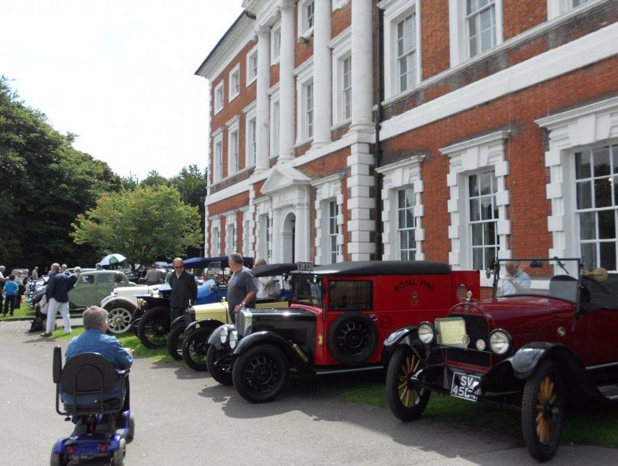 History of Lytham Hall