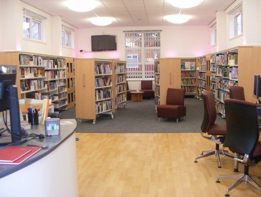 Kirkham Library Events