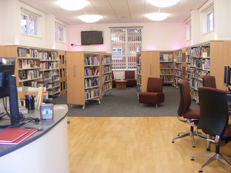 Kirkham Library