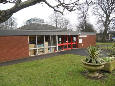 Freckleton Library