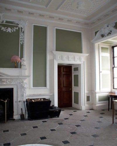 Inside Lytham Hall, by Joe Curran, Blackpool 6th Form College