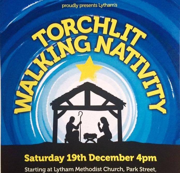 LythamWalking Nativity