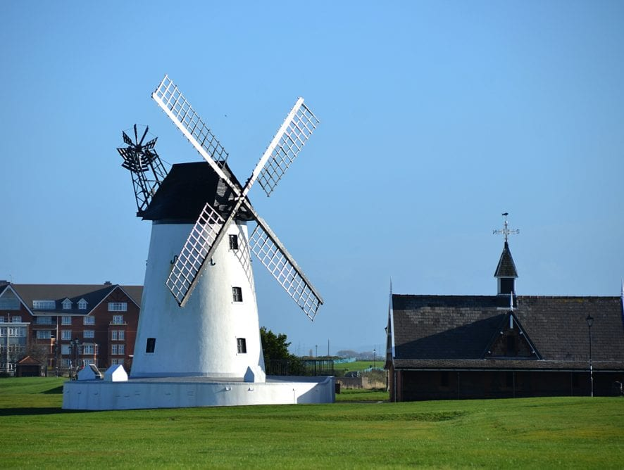 Lytham Windmill and Museum