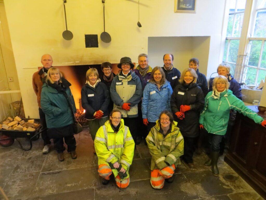 Community archaeology dig at Lytham Hall