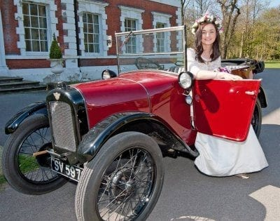Lytham Club Day and Rose Queen Festival