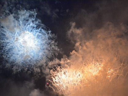 Lytham Round Table Charity Fireworks Spectacular