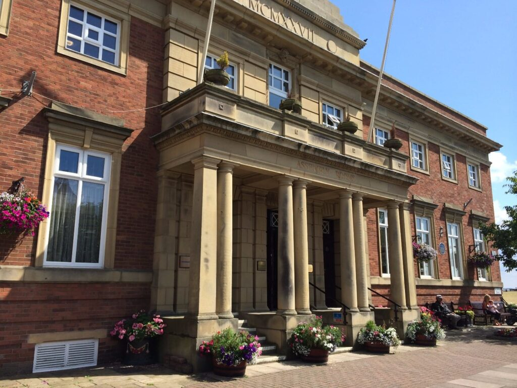Lytham Assembly Rooms, open for Lytham Heritage Open days