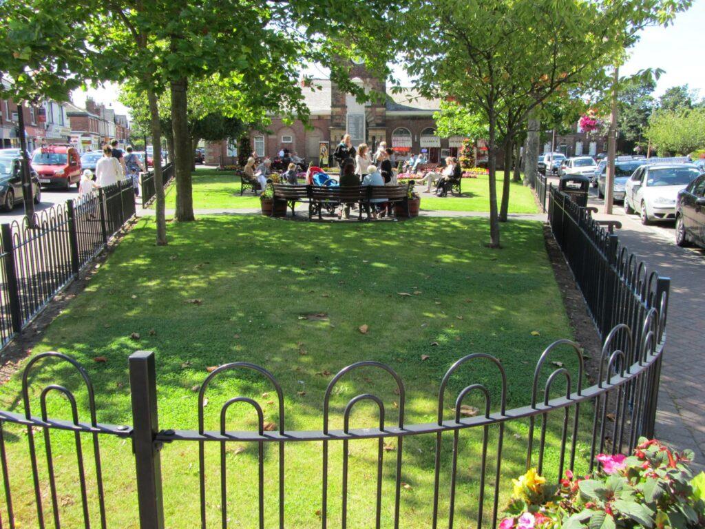 Lytham Memorial Garden