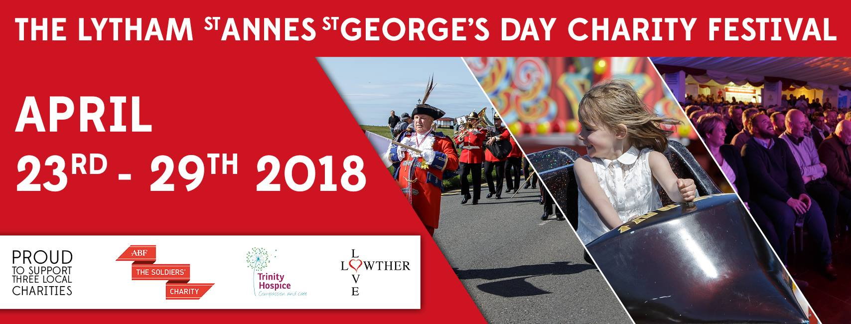 Lytham St Georges Day Charity Festival 2018
