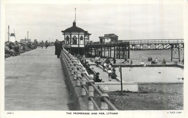 Lytham Pier in 1909