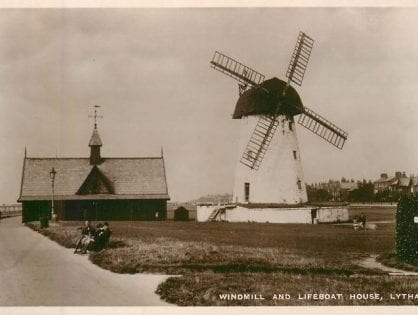History of Lytham Windmill