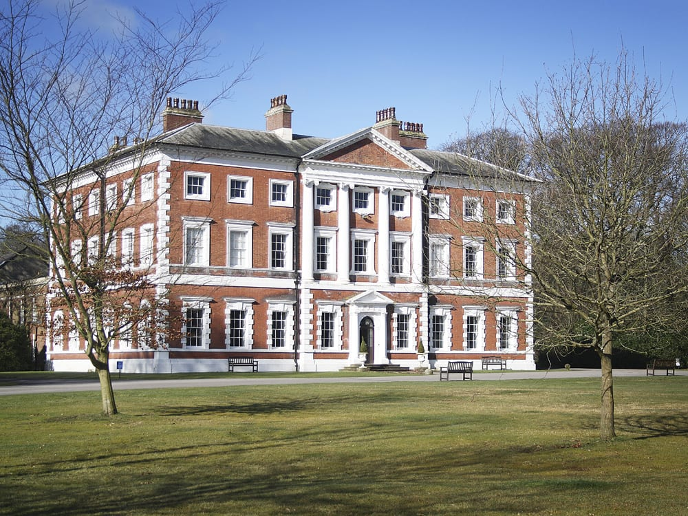 Lytham Hall by Claire Grierson, Lytham St Annes High Technology and Performing Arts College