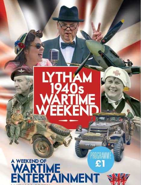 Lytham 1940's Festival Wartime Weekend