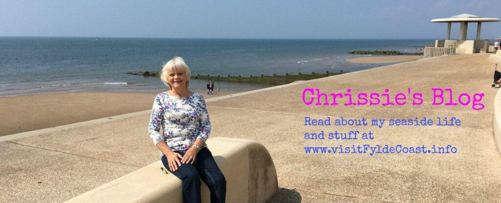 Chrissie's Blog
