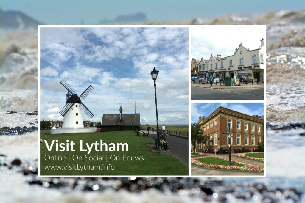 Visit Lytham, part of the Visit Fylde Coast family