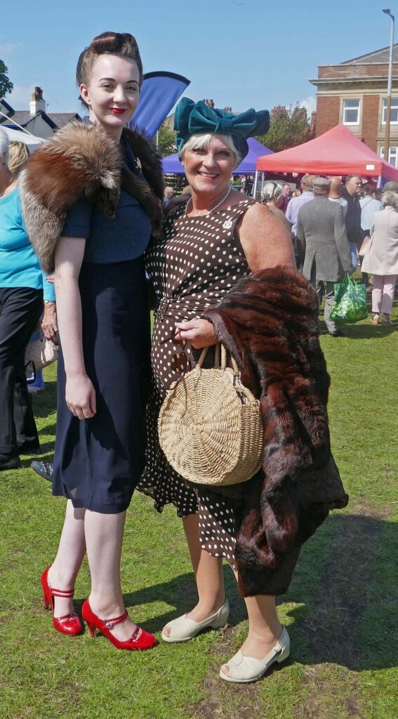 Lytham 1940's weekend 2019, by Sue Massey