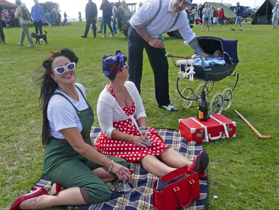 Photos of Lytham 1940's Weekend