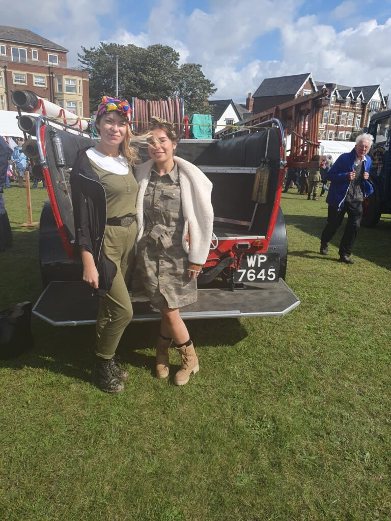 Lytham 1940s Weekend - Photo: Stevie Gouldson